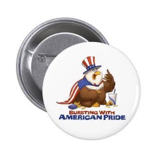 American Pride Button