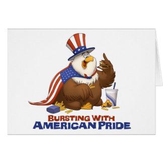 American Pride Card (Blank Inside)