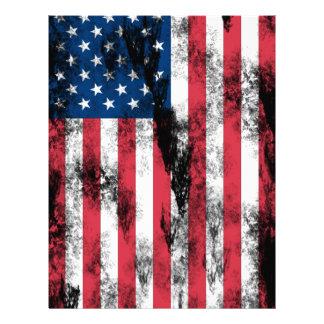 American_pride Custom Letterhead