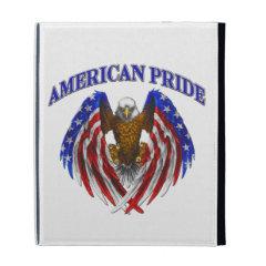 American Pride Eagle iPad Case