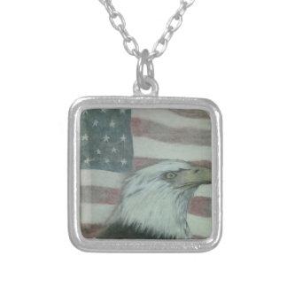 American Pride Eagle Necklaces