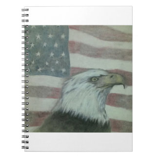 American Pride Eagle Note Books