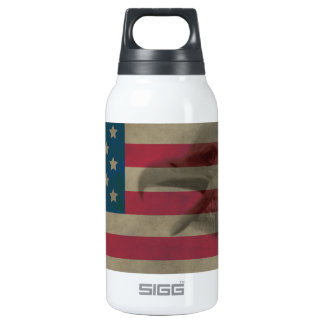 American Pride Insulated Water Bottle