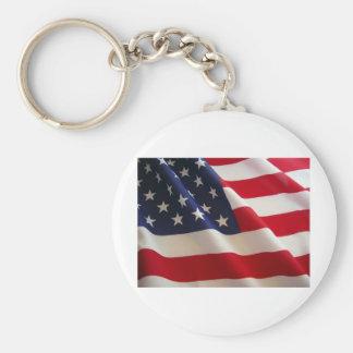 American Pride Keychains