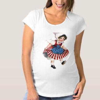 AMERICAN PRIDE MATERNITY T-Shirt