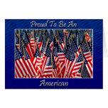 American Pride Note Card
