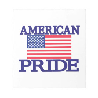American Pride Notepad