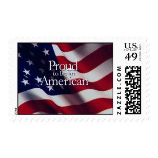 AMERICAN PRIDE STAMP