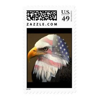 american pride postage stamp