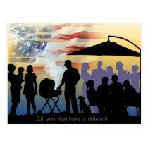 American Pride Postcard