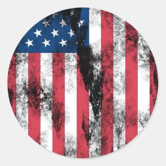 American_pride Stickers