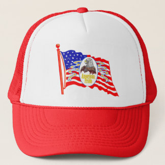 American Pride Trucker's Hat