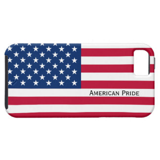 AMERICAN PRIDE USA American Flag Red White Blue iPhone SE/5/5s Case