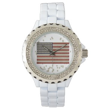 USA Themed American Pride Watch