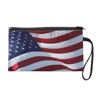 American Pride Wristlet