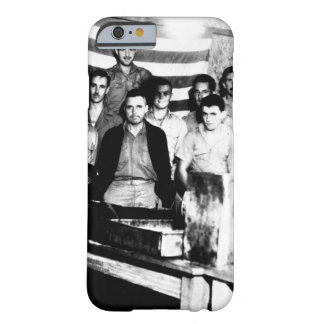 American prisoners of war celebrate_War Image Barely There iPhone 6 Case