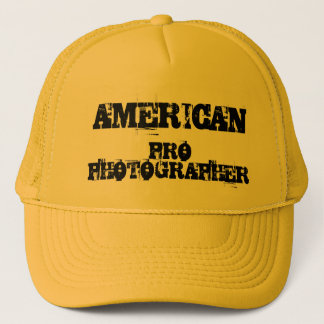 AMERICAN PRO PHOTOGRAPHER Hat