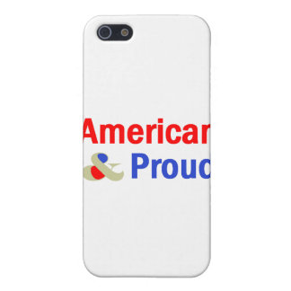 American Proud iPhone 5 Covers