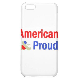 American Proud iPhone 5C Case