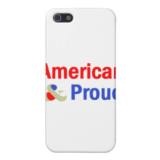 American Proud iPhone SE/5/5s Cover