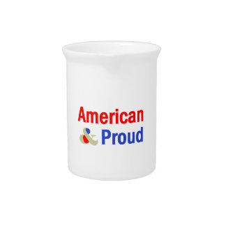 American Proud Pitcher