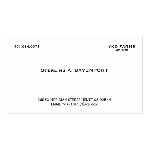 American Psycho Buisness Card Business Card Templates