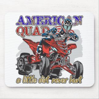 American Quad Mouse Pad
