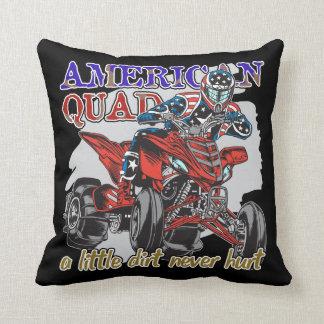 American Quad Pillow