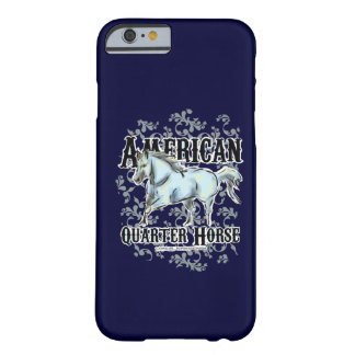 American Quarter Horse Barely There iPhone 6 Case
