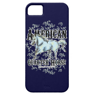 American Quarter Horse iPhone SE/5/5s Case