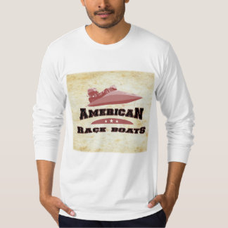 American Race Boats Long Sleeve T-Shirt