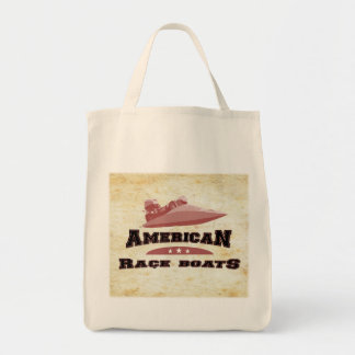 American Race Boats Tote