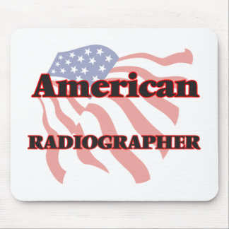 American Radiographer Mouse Pad