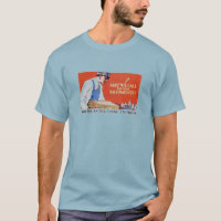 American Railway Express,May We Call ? T-Shirt