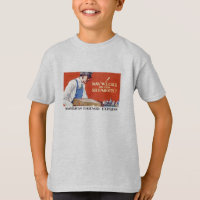 American Railway Express,May We Call ? T-Shirt