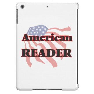 American Reader iPad Air Case