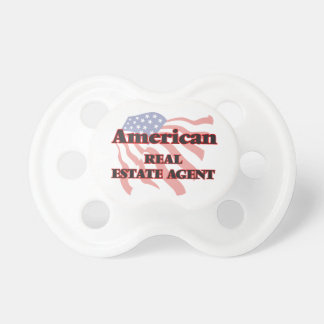 American Real Estate Agent BooginHead Pacifier