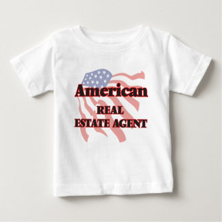 American Real Estate Agent T-shirt