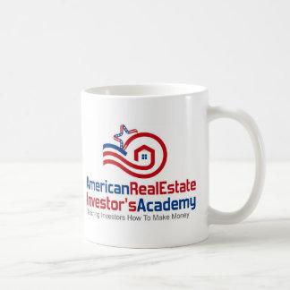 American Real Estate Investors Academy Logo Gear Coffee Mug