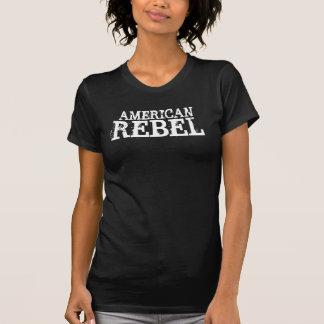 American Rebel Ladies Twofer Tshirt