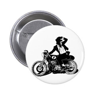 American Recluse Monkey Rider Pins