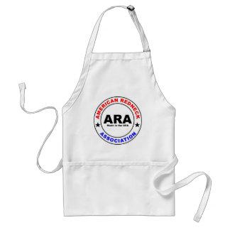 American Redneck Association Adult Apron