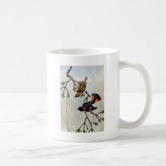 American Redstarts Eye Caterpillar Coffee Mug