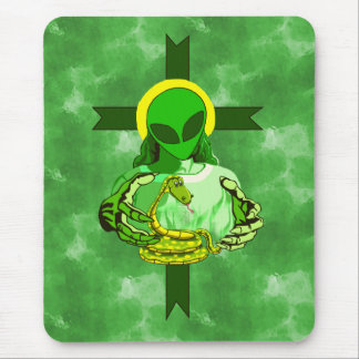 American Religion Mouse Pad