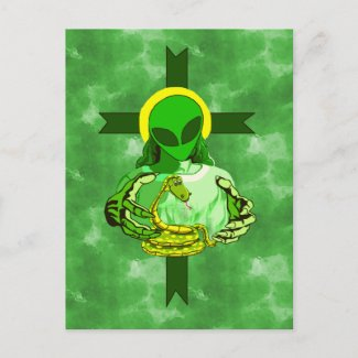 American Religion postcard