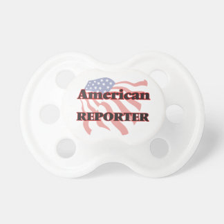 American Reporter BooginHead Pacifier