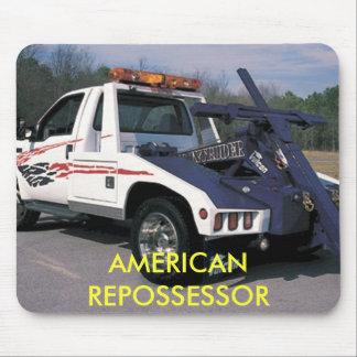 AMERICAN REPOSSESSOR MOUSE PAD