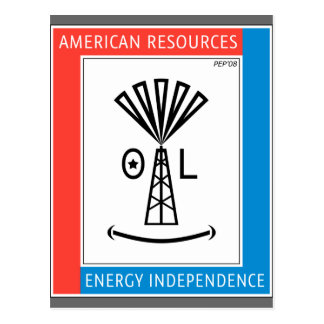 American Resources Postcards