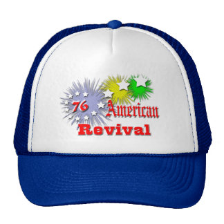 American Revival Trucker Hat