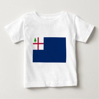 American Revolution Battle of Bunker Hill Flag Baby T-Shirt